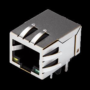 Connectors Modular Connectors CRJ014-ML1-TH by CUI Devices