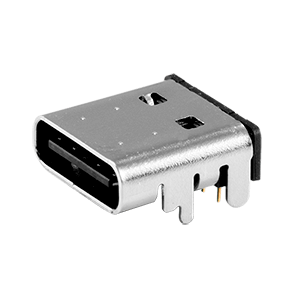 Connectors Fiber Optic Connectors and Accessories ST Connectors UJC-HP-G-SMT-TR by CUI Devices