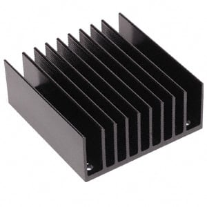 Industrial Control Temperature Control and Regulation Over-Temperature Protection Heatsinks and Accessories Heatsinks VHS-95 by CUI Devices
