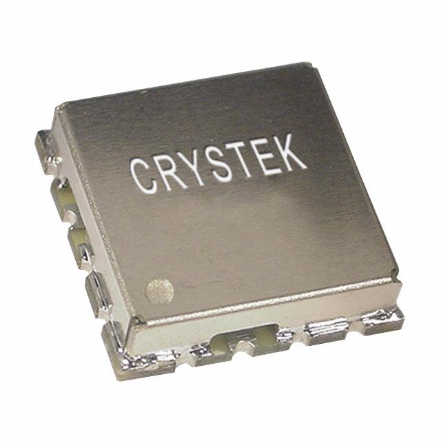 Passive Components Crystals/Resonators/Oscillators Oscillators CVCO55CW-0500-1000 by Crystek Corporation