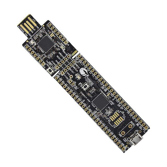 Semiconductors Microprocessors & Microcontrollers Development Kits CY8CKIT-059 by Cypress semiconductor