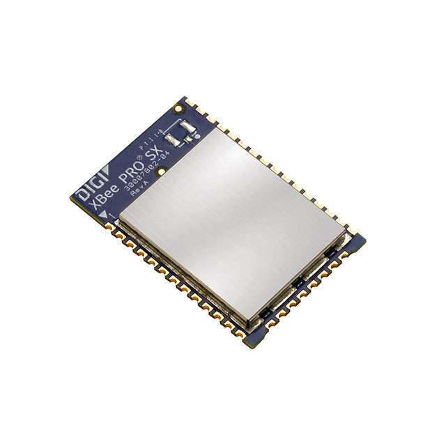 Semiconductors RF Modules Receivers XBP9X-DMRS-001 by Digi International
