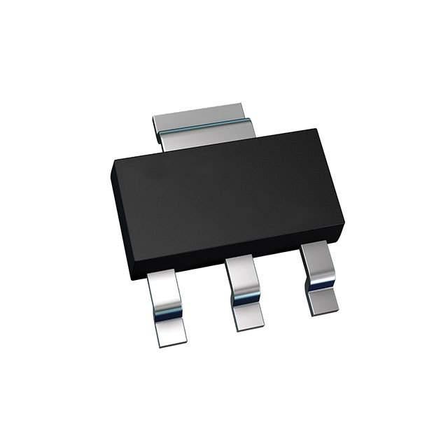 Semiconductors Power Management Voltage Regulators AZ1117IH-3.3TRG1 by Diodes Inc.
