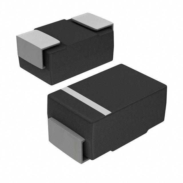Semiconductors Discrete Components Diodes Power Diodes B160-13-F by Diodes Inc.