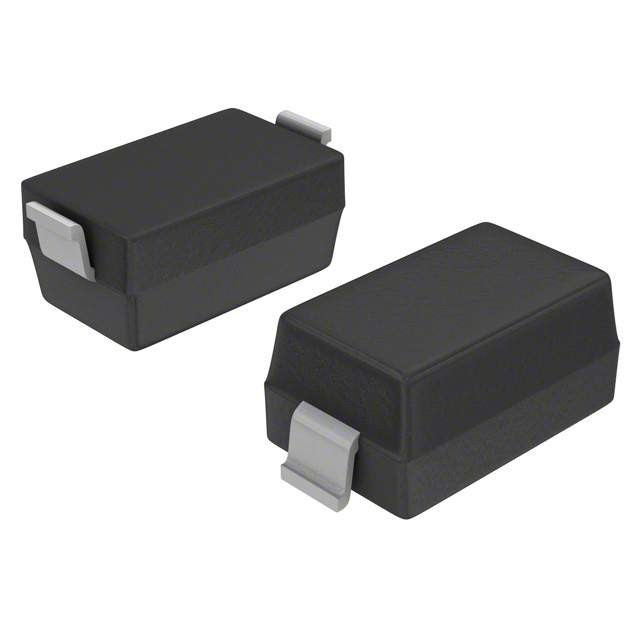 Semiconductors Discrete Components Diodes Zener Diodes BZT52C3V9-7-F by Diodes Inc.