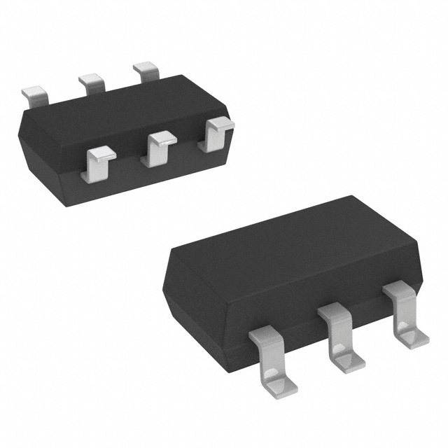 Semiconductors Discrete Components Transistors N/A DMMT5401-7-F by Diodes Inc.