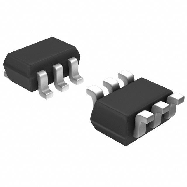 Current Filtering TVS Diodes DRTR5V0U4S-7 by Diodes Inc.