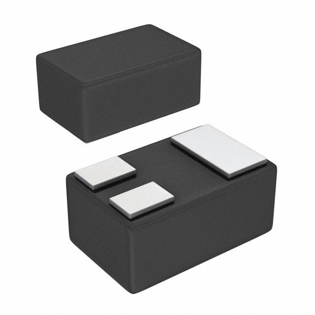 Semiconductors Discrete Components Transistors BJTs MMBT3904LP-7B by Diodes Inc.