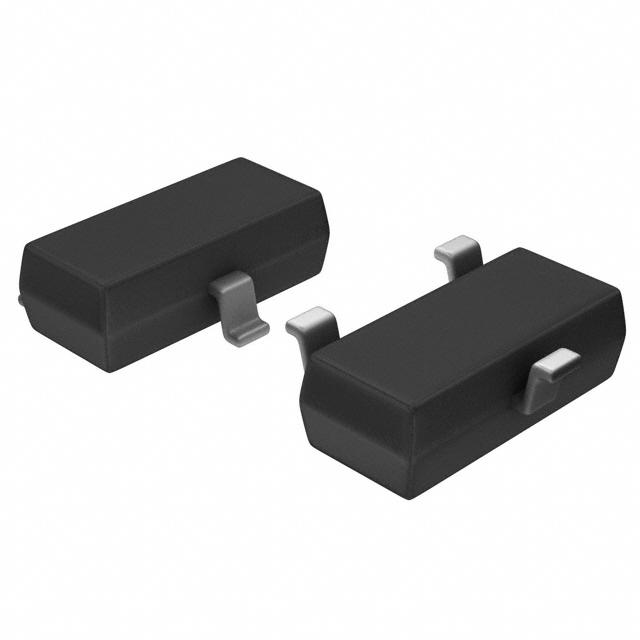 Semiconductors Discrete Components Transistors MOSFETs BSS138-7-F by Diodes Inc.