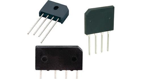 Semiconductors Analog to Digital, Digital to Analog  Converters GBU4J by Diotec
