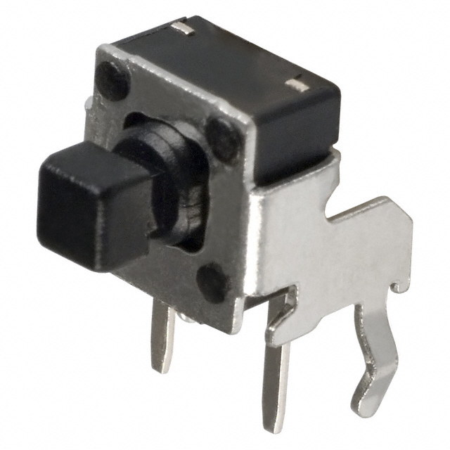 Industrial Control Switches Tactile - Jog TL1105JAF160Q by E-Switch
