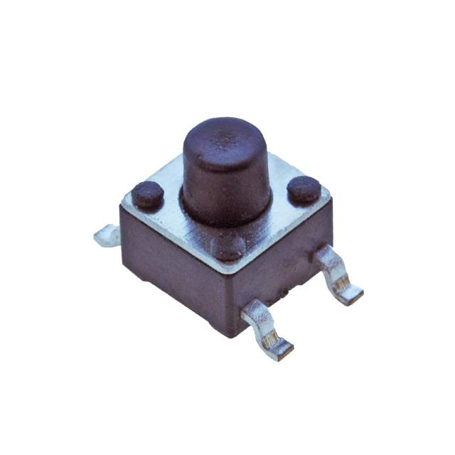 Industrial Control Switches Tactile - Jog TL3305AF260QG by E-Switch