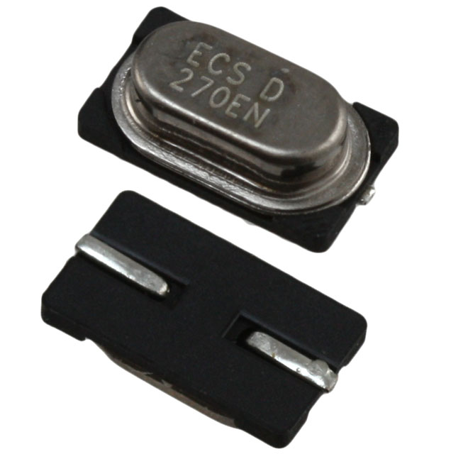Passive Components Crystals/Resonators/Oscillators Crystals ECS-245.7-20-3X-EN-TR by ECS Inc.