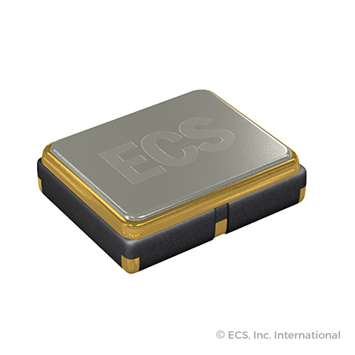 Passive Components Crystals/Resonators/Oscillators ECS-2520MVQ-500-CN-TR by ECS Inc.