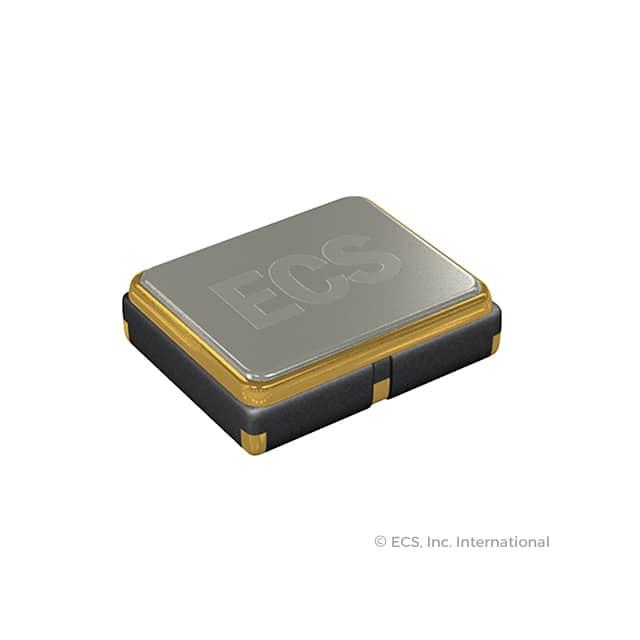 ECS-TXO-2520MV-500-AY-TR by ECS Inc.