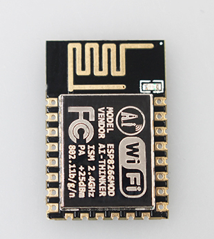 ESP8266-12E/ESP-12E footprint & symbol by AI-Thinker | SnapEDA