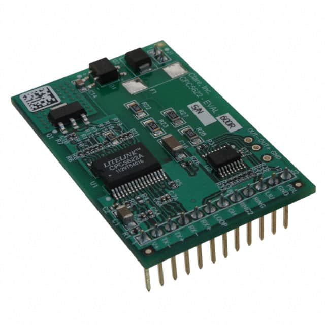 CPC5622-EVAL-600R by IXYS Integrated Circuits Division