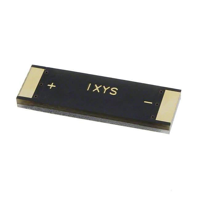 KXOB22-12X1F footprint & symbol by IXYS | SnapEDA