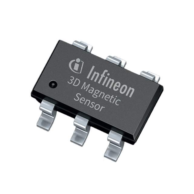Image of TLV493DA1B6HTSA2 by Infineon Technologies