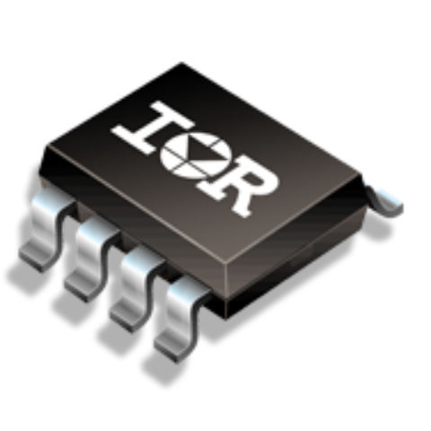 Semiconductors Discrete Components Transistors MOSFETs IRF7855TRPBF by Infineon
