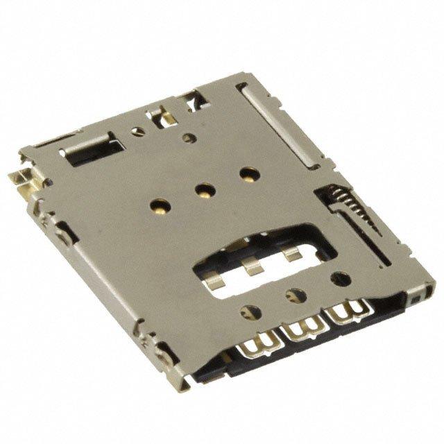 Connectors Memory Connectors SF56S006V4BR2000 by JAE Electronics