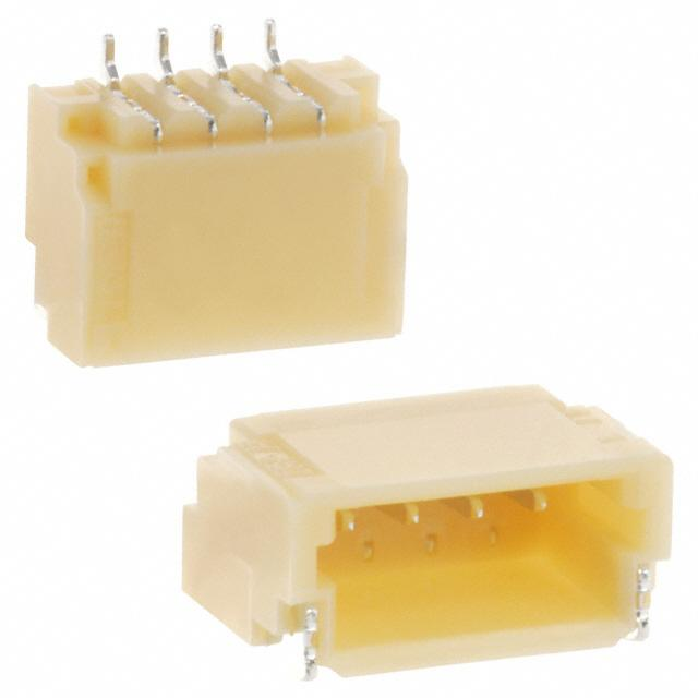 Connectors Rectangular Industrial Connectors SM04B-SRSS-TB(LF)(SN) by JST Sales America Inc.