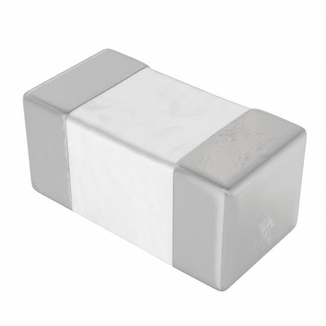 Passive Components Capacitors Ceramic Capacitors 500R07S1R8BV4T by Johanson