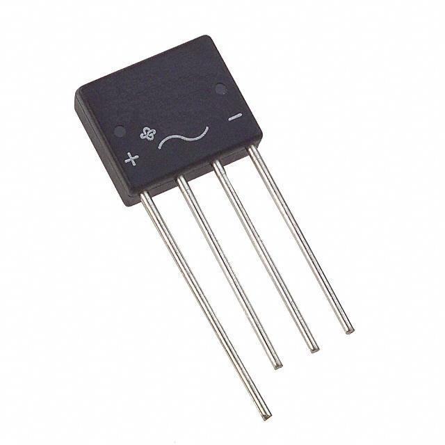 Kbl04 E451 Footprint Symbol By Vishay Semiconductor Diodes
