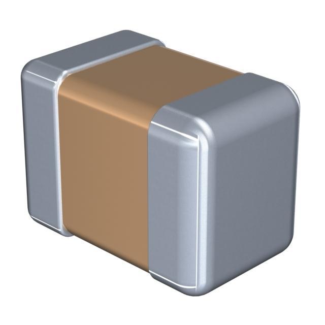Passive Components Capacitors Ceramic Capacitors C0805C689JCGACTU by KEMET