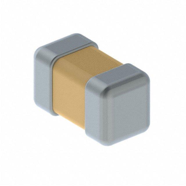 Passive Components Capacitors Ceramic Capacitors CBR04C279B5GAC by KEMET