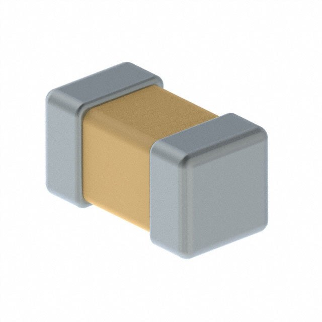 Passive Components Capacitors Ceramic Capacitors CBR06C409AAGAC by KEMET