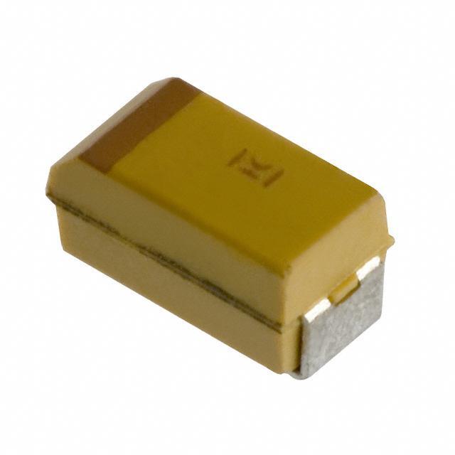 Passive Components Capacitors Tantalum Capacitors T491A105M016AT by KEMET