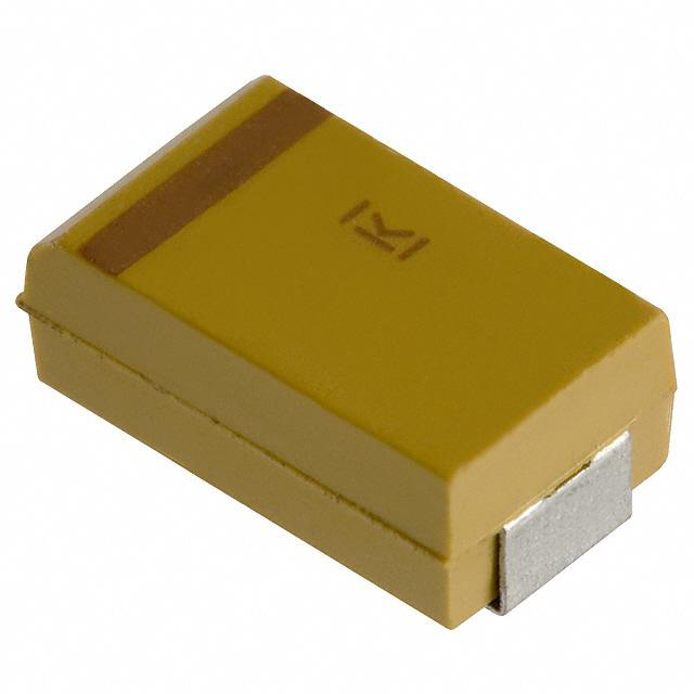Passive Components Capacitors Single Components T491X107K025AT by KEMET