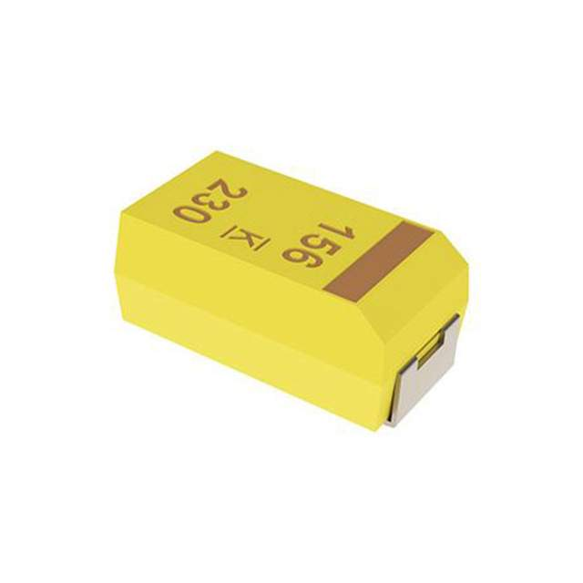 Passive Components Capacitors Single Components T495X157K016ATE100 by Kemet