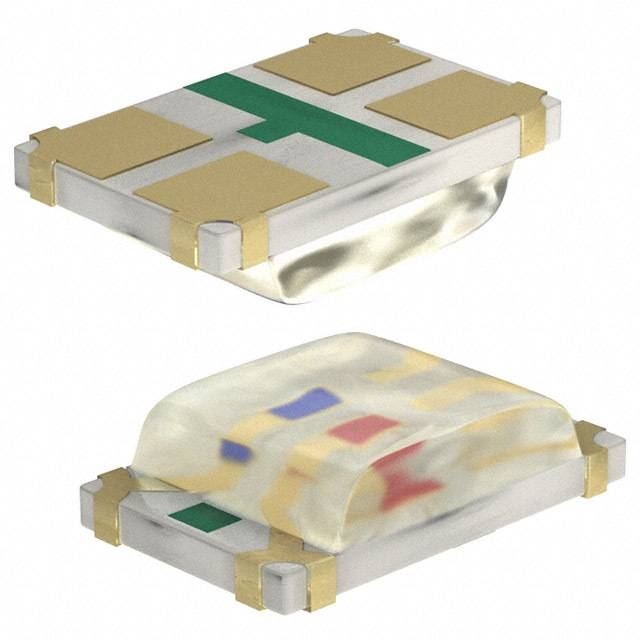 Optoelectronics Light Sources and Emitters APHBM2012CGKSYKC by Kingbright