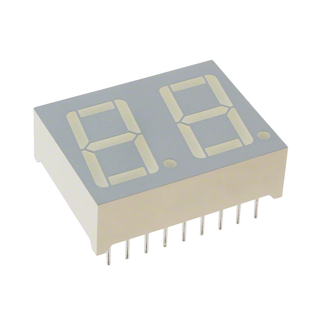 Optoelectronics Light Sources and Emitters LEDs LEDs (Discrete) DA56-11EWA by Kingbright