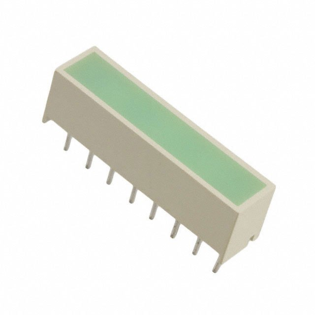 Optoelectronics Light Sources and Emitters LEDs LEDs (Discrete) KB2550SGD by Kingbright