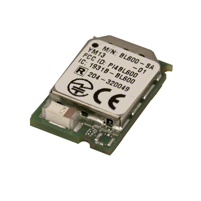 Semiconductors RF Modules Receivers BL600-SA by Laird - Wireless & Thermal Systems