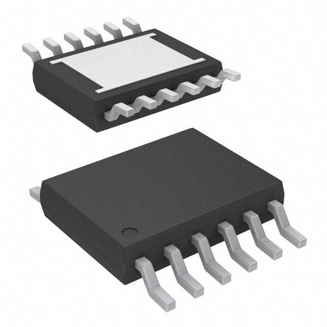 Semiconductors Power Management DC - DC Converters LT3645EMSE#PBF by Analog Devices