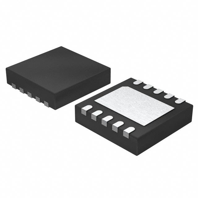 Image of LTC4151CDD#PBF by Analog Devices