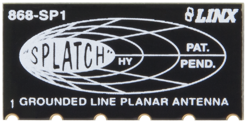 Image of ANT-868-SP by Linx Technologies Inc.