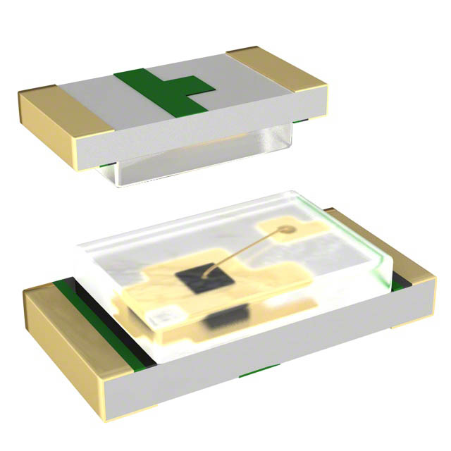 Optoelectronics Light Sources and Emitters LEDs LEDs (Discrete) LTST-C193KRKT-5A by Lite-On Inc.