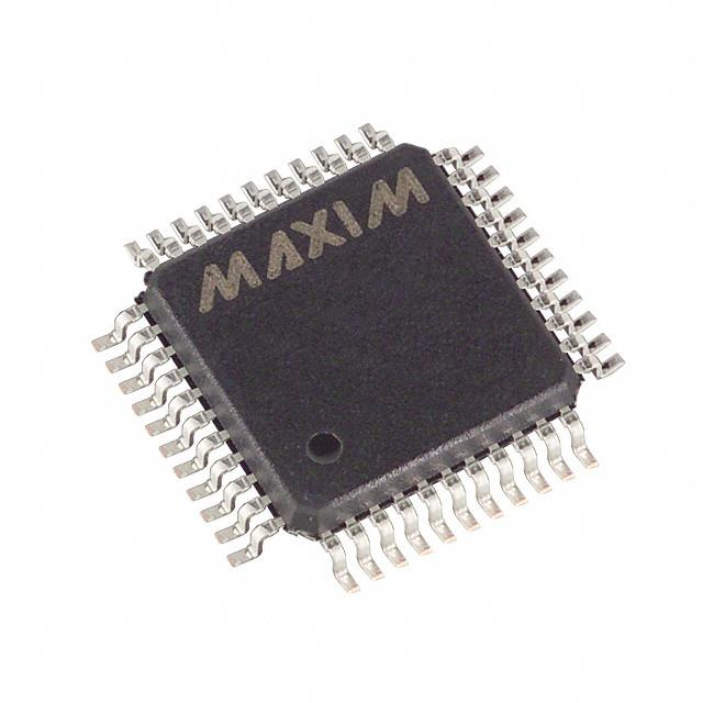 Semiconductors Analog to Digital, Digital to Analog  Converters Analog to Digital ICL7107CMH+TD by Maxim Integrated