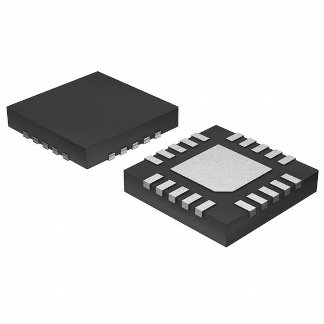 Image of MAX17005BETP+T by Maxim Integrated