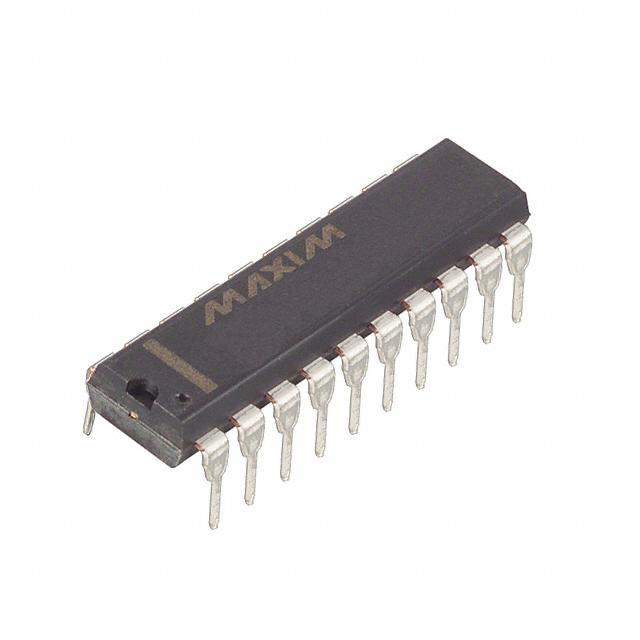 Semiconductors Analog to Digital, Digital to Analog  Converters Analog to Digital MAX186CCPP+ by Maxim Integrated