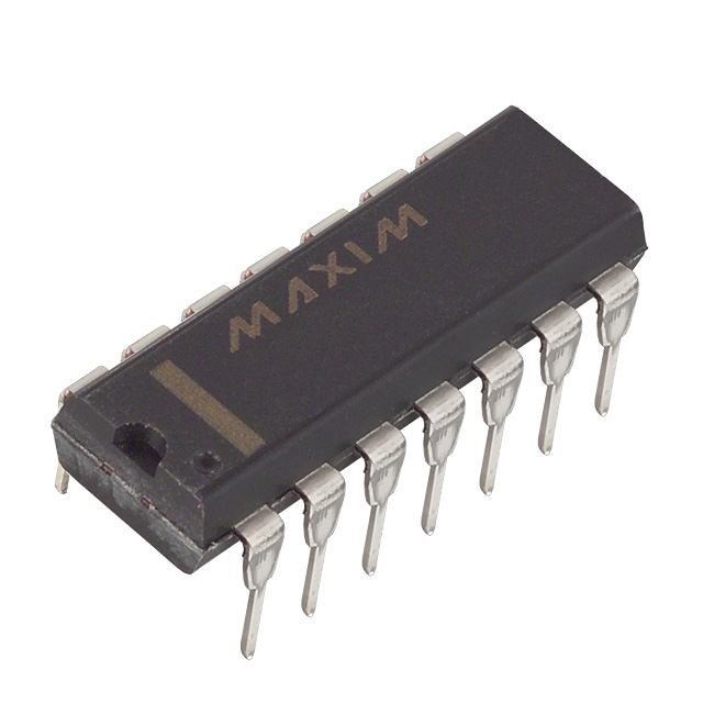 Image of MAX3100CPD+ by Maxim Integrated