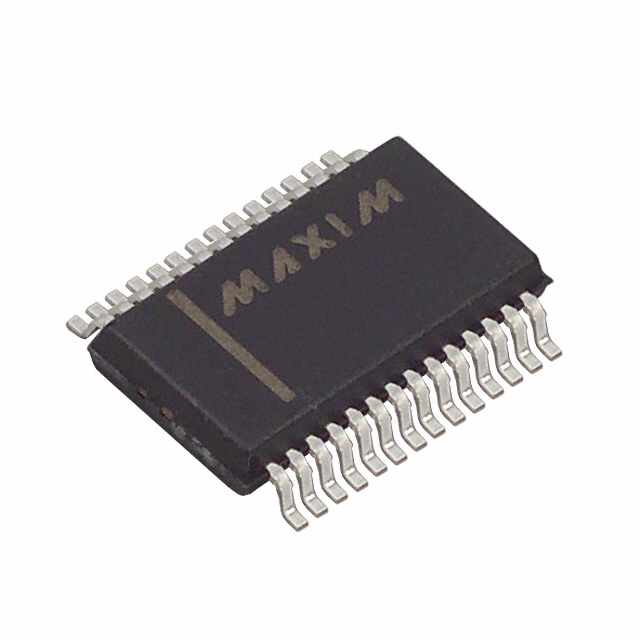 Image of MAX396CAI+ by Maxim Integrated