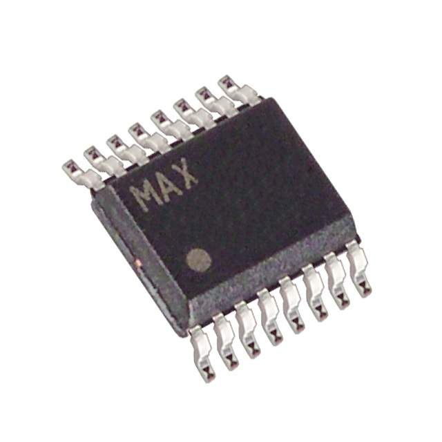 Image of MAX533BEEE+T by Maxim Integrated