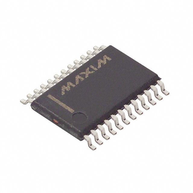 Semiconductors Analog to Digital, Digital to Analog  Converters Digital to Analog MAX5590BEUG+ by Maxim Integrated