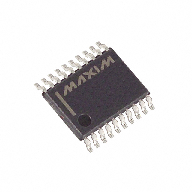 Image of MAX9601EUP+ by Maxim Integrated